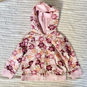 4/$15 Bundle Floral Hoodie